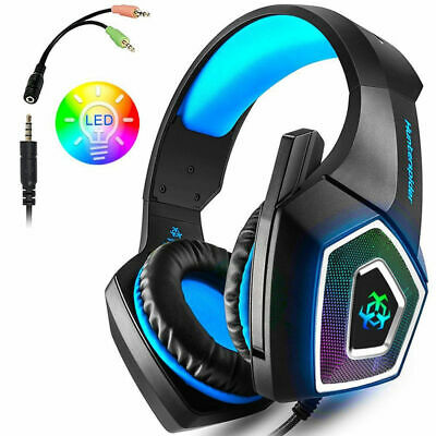 Gaming Headset with Mic for Xbox PS4 PC Plus Many More Options