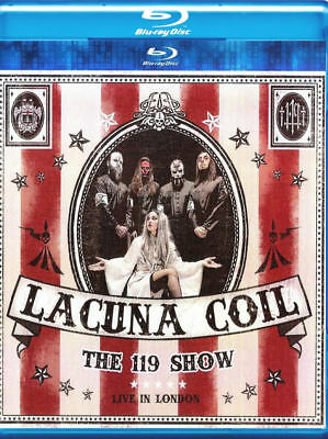 Lacuna Coil The 119 Show Live In London Blu-Ray