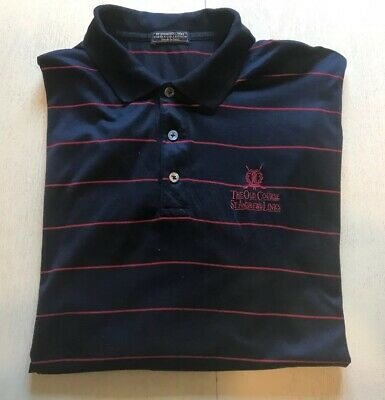 be4dc545769 St Andrews Links Tartan Collection Golf Polo Shirt Men s Size XL The Old  Course