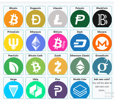 crypto coin faucet the best multifaucet