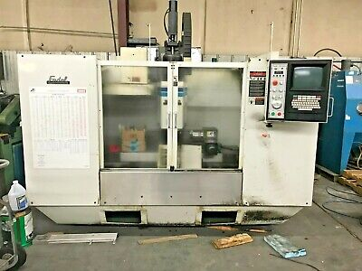 Fadal 4020 VMC, 1997 - 4th Axis, Video