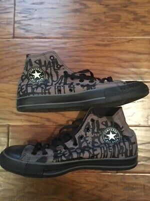 Rare Converse Chuck Taylor All Stars - Graffiti Canvas Hi - Men s Size 13 062e31182