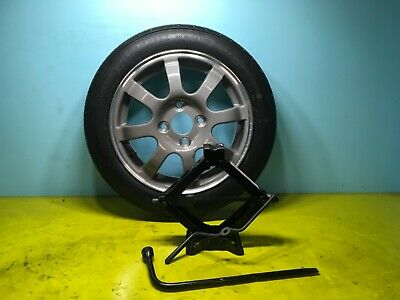 2007 2017 Ford Focus Fiesta Compact Spare Tire With Jack Kit