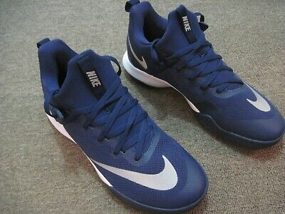 new product 5536f b9bca Mens Nike Zoom Shift TB Basketball Shoes Navy Blue 897811 401 size 11.5 new