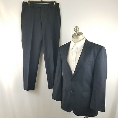 Men's Clothing Qualified Brooks Brothers 1818 Madison Wool 2btn Navy Blue Blazer Men's 48 L Consumers First