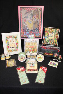 Set of 20 Pc. NEW Mary Engelbreit Collector Crafts, Art, Candles and Giftware