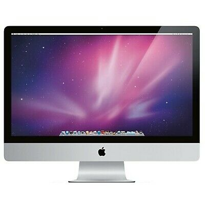 "Apple iMac 27"" i7-870 Quad-Core 2.93GHz 8GB 1TB All-in-One Computer"