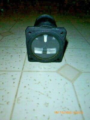 """Vacuum Powered, Turn and Bank Indicator, RC Allen 20-380-1, 2 1/4"""""""