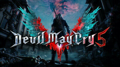 Devil May Cry 5 Pc Steam Account Multilanguage