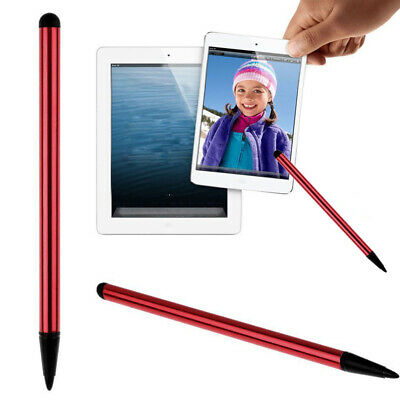 Fine Point Round Thin Tip Capacitive Stylus Pen for Smart Phones Tablet iPad