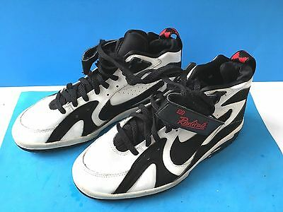 info for f03e4 60658 Nike Air Radicate 1993 Vintage Size 10