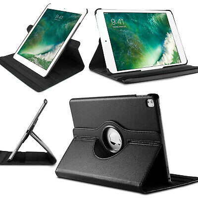 Black Luxury PU Leather Smart Stand Case Cover for iPad Pro 12.9inch 1st 2nd 3rd