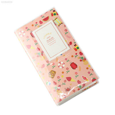 7604 Portable ID Card Credit Card Organizer Protective Cover 84 Pockets