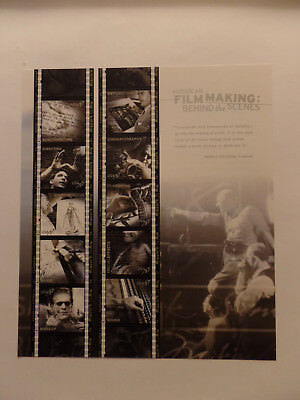 MCFSTAMPS 3772 SHEET AMERICAN FILM MAKING read DISCOUNT SHIPPING
