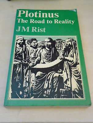 Rist: Plotinus. The Road to Reality 1980 Ancient Greek Philosophy Biography PB