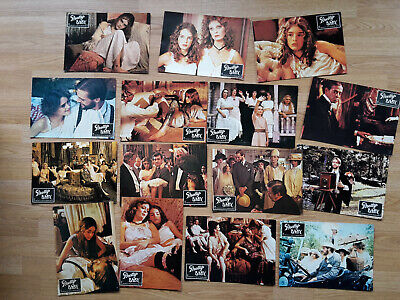 PRETTY BABY 15 rare German lobby cards 1978 LOUIS MALLE Brooke Shields
