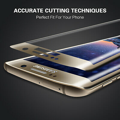 For Samsung Galaxy S7 / S7 Edge Accessory Tempered Glass Film Screen Protector