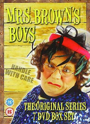 Mrs Browns Boys Original Series Box Set Complete 7 Disc Collection NEW Sealed UK