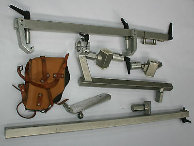 ALM (STERIS) Lot of spare parts for surgical tables / Orthopedic accessories