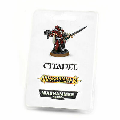 INQUISITION Inquisitor with Inferno Pistol /& Power Sword 40K FINECAST NEW