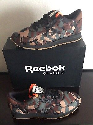 REEBOK CLASSIC X Rolland Berry Mens Shoes Patent Leather LIMITED ... 23dc0de8a