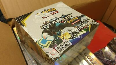 Brand New Sealed Pokemon Team Up Booster Box 36 Packs Sun and Moon TCG