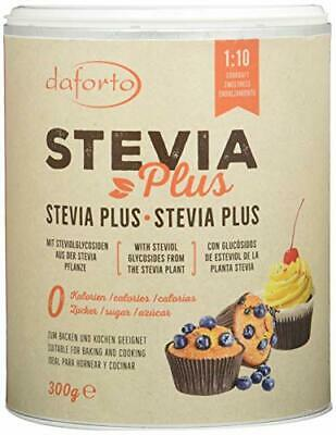 Daforto Stevia Plus, 1er Pack (1 x 300 g)