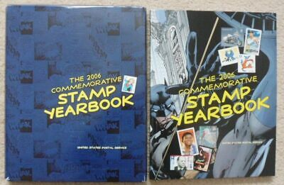 2006 USPS Commemorative Stamp Yearbook COMPLETE! Stamps SEALED