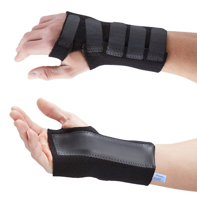 Actesso Advanced Wrist Support Brace - Carpal Tunnel Splint - Pain Relief for -