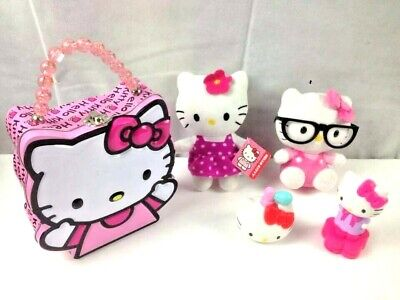 e83bcf1677fc Lot of 5 Pcs Sanrio Hello Kitty 10