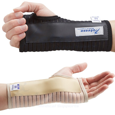 Actesso Breathable Wrist Support Brace Splint: Ideal for Carpal Tunnel, Sprains,