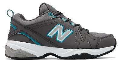 New Balance Women's 608V4 Comfortable Abzorb Technology Shoes Grey With Green