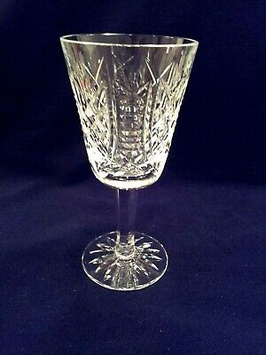 Waterford Crystal Clare Pattern White Wine Goblets