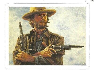 THE OUTLAW JOSIE WALES CLINT EASTWOOD MOVIE  Sticker Decal