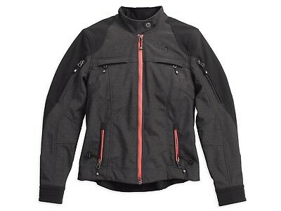 Brand New Genuine Harley Davidson womens windproof jacket PENUMBRA 97116-16VW