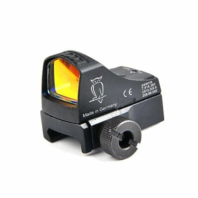 Docter 3 View Mini Red dot sight Reflex Holographic Dot Sight Brightness Lase HM