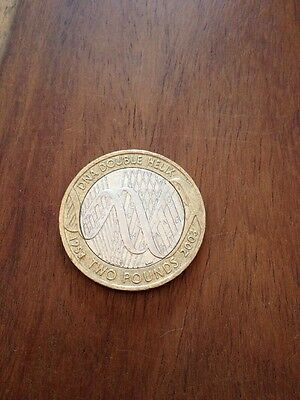 UK Rare Great Britain £2 POUND coin - DNA 2003 - Coin Hunt
