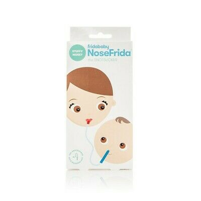 Baby Nasal Aspirator NoseFrida the Snotsucker by Fridababy CLEARNOSE EASY 2 PACK