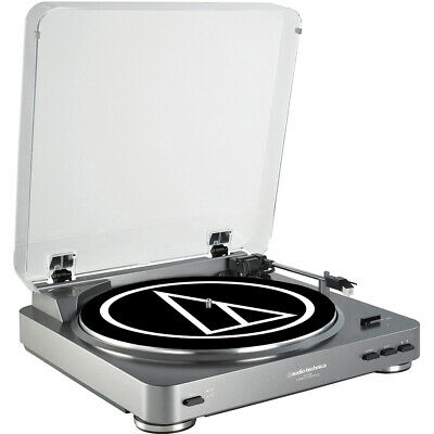 Audio-Technica AT-PL60 Fully Automatic Belt Driven Turntable Factory Recertified