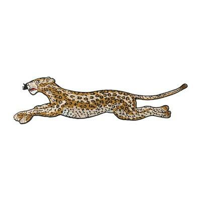 8.5cm Leopard Tiger Cat Puma Jaguar Lion Animal Iron on Patch 5cm