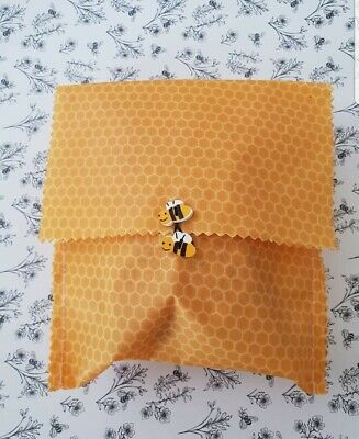 Beeswax Wraps food pouch