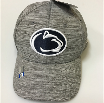 newest e4342 433bf Penn State Nittany Lions Cap Structured Adjustable Hat NCAA Headwear