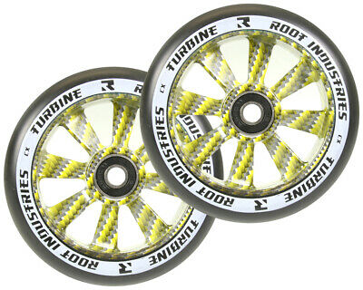 Root Industries Turbine 110mm Pro Scooter Wheels Wrapped Pair