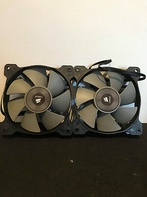 Corsair Air Series SP120 PWM brushless Fans x2