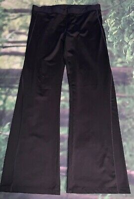 e538288878cba6 Victoria's Secret VSX Sleek Fit Black Yoga/Sport Pants,Short Length Size  Medium