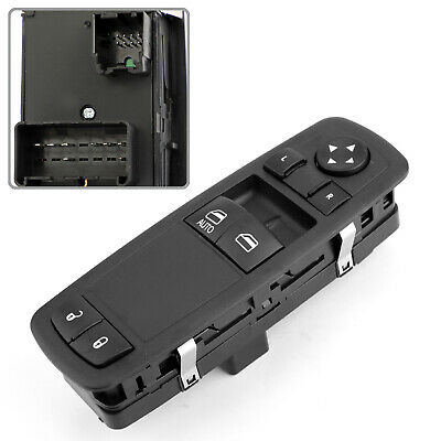 Power Window Switch Driver Side For Dodge Grand Caravan Chrysler Town & Country/