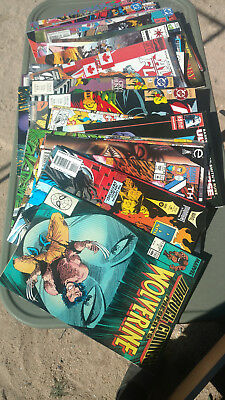 Mixed LOT OF 100 Comic Books Comics Independents Marvel DC No Dups