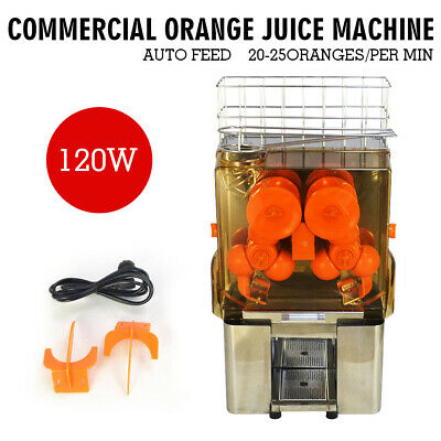 Auto Feed Orange Juicer Pro Juice Citrus Juice Machine Squeezer