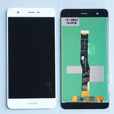 Bianco TOUCH Digitizer SCREEN VETRO+LCD DISPLAY Per Huawei Nova CAZ-AL10 CAN-L01