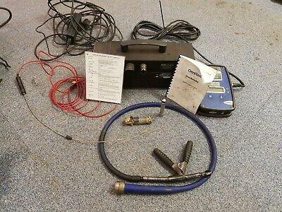 Omitec Omi Smoke Gas Analyser Emissions Vehicle Tester mot tool